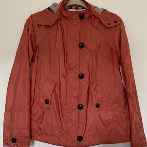 Burberry raincoat, kid's 14Y